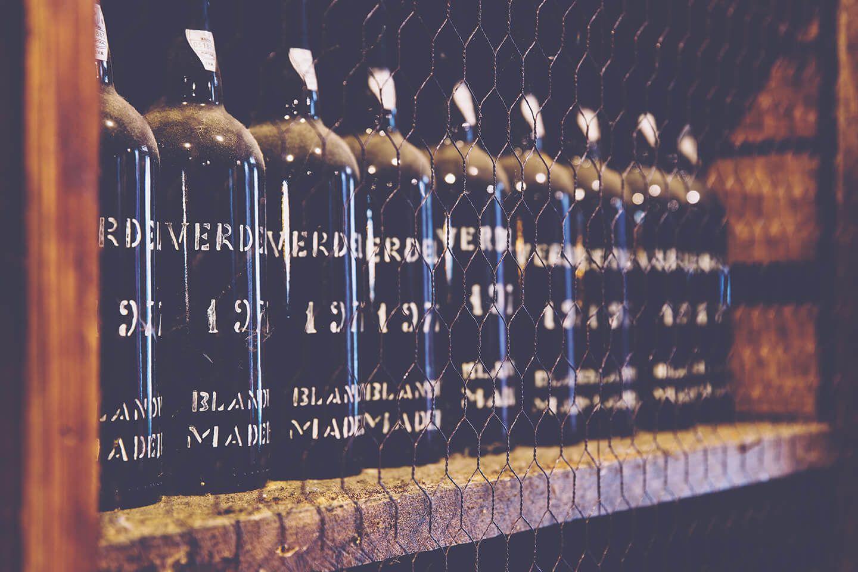A Guide to Madeira - Cellar 2
