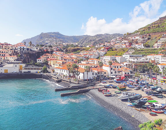 A Guide to Madeira - Harbour
