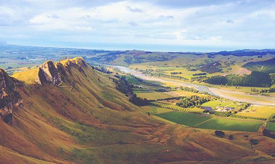 New Zealand Guide Vineyard Ridge 540x322