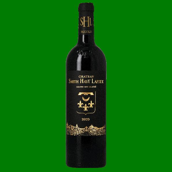 22 June EP Smith Haut Lafitte bottle
