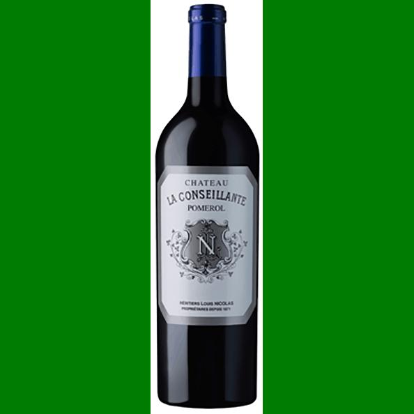 25 June EP Conseillante bottle#