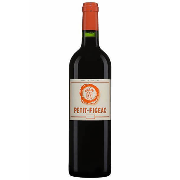 25 June EP Chateau Petit Figeac bottle