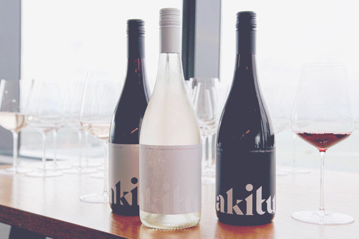 Akitu Wine Range