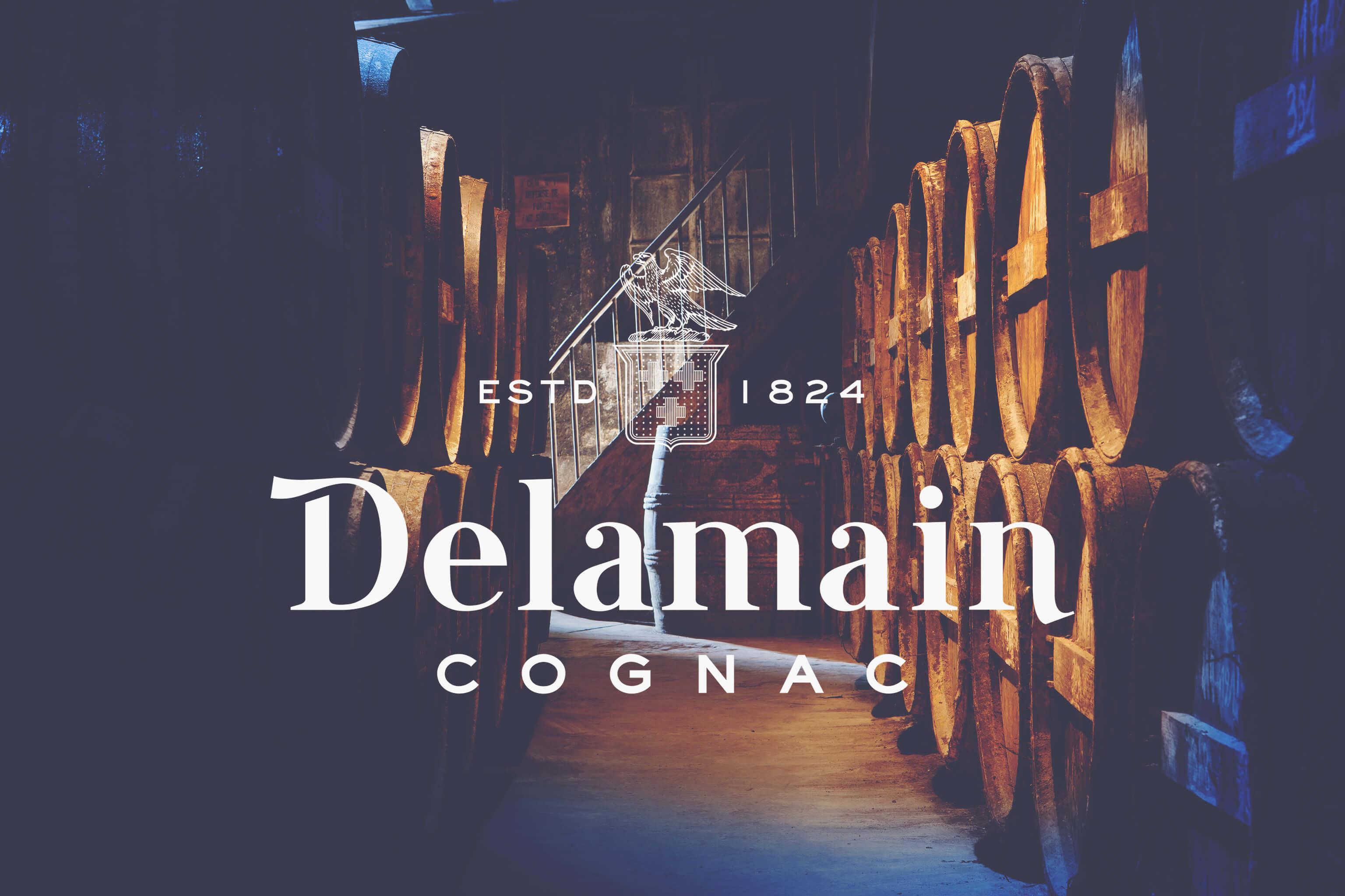 Delamain Cellar