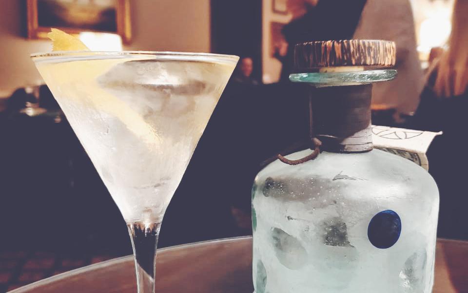 Procera Gin Martini, Dukes