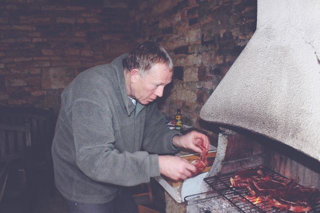David Desert Island Wines - Penfolds BBQ