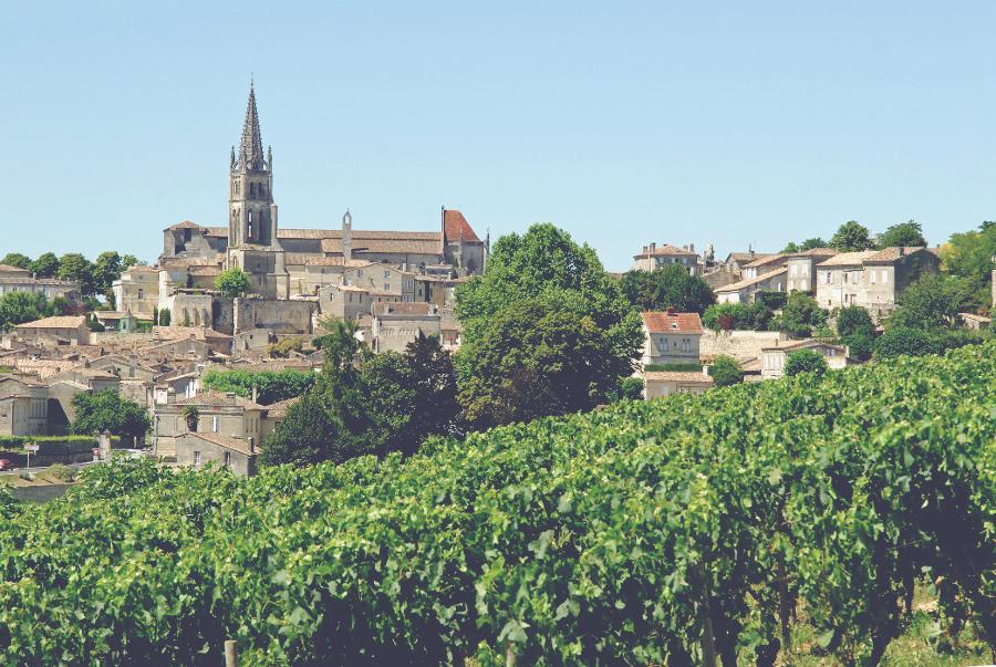 St Emilion, Bordeaux