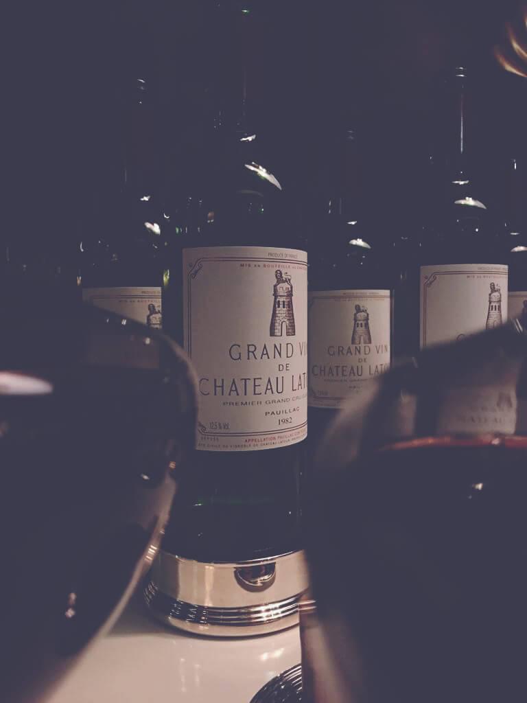 192 Latour - Giles Desert Island Wines