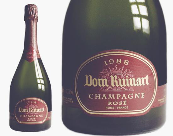 Dom Ruinart Rose 1988