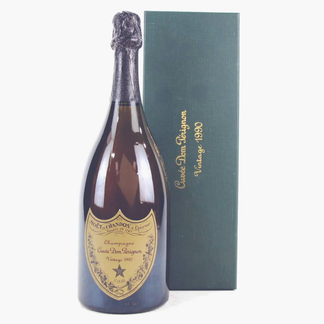 Matt Desert Island Wines - 1990 Dom Perignon