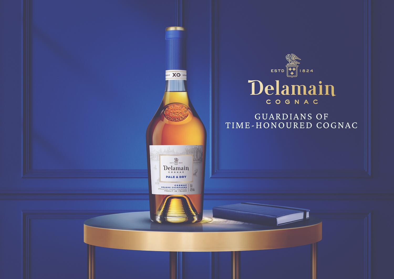 Delamain Cognac Pale & Dry XO