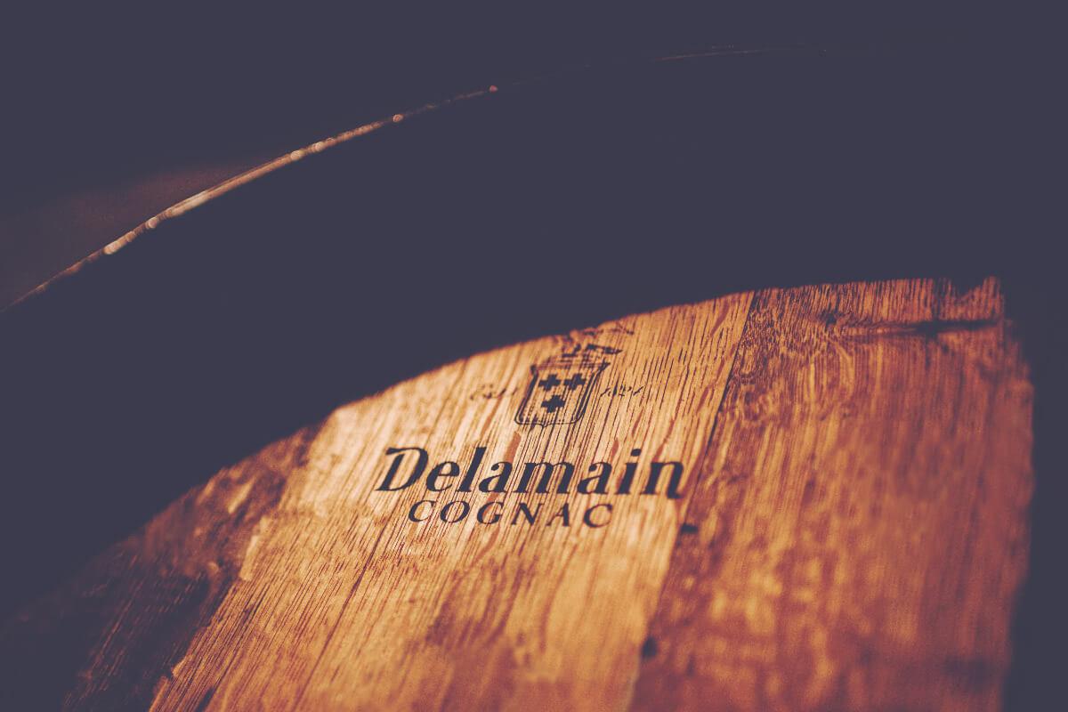 Charles Braastad, Managing Director of Delamain Cognac, Delamain Cask