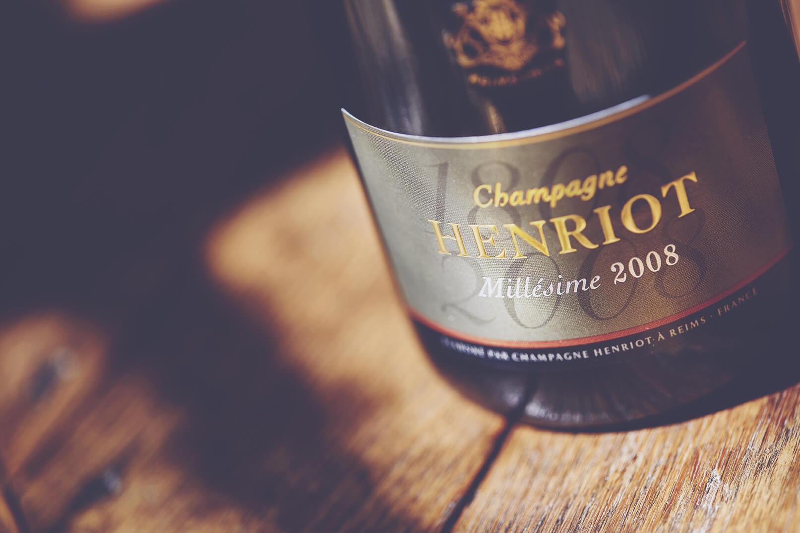 Champagne Henriot 2008