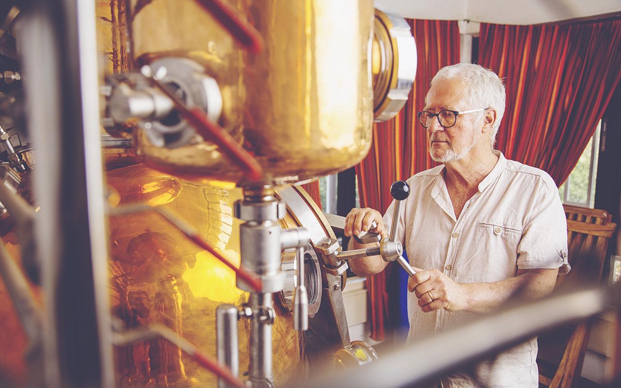 Procera Distillery Manager Roger