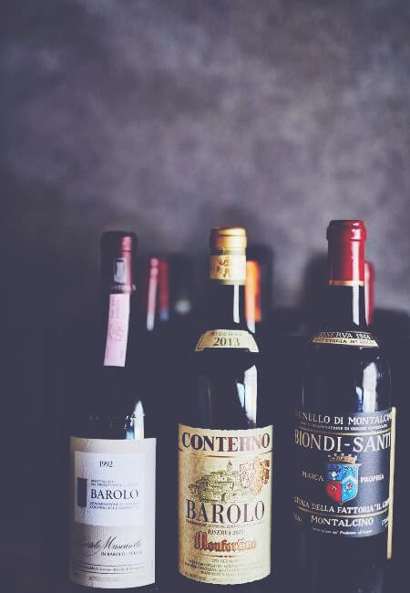 Italy's most collectible wines
