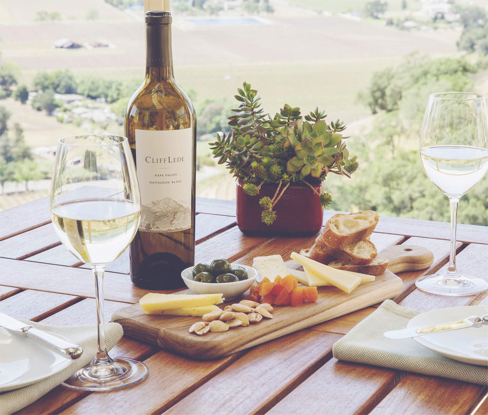 California Fine Wines Explained Cliff Lede