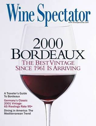 Bordeaux 2000 at 21: The Millennials Come-of-Age