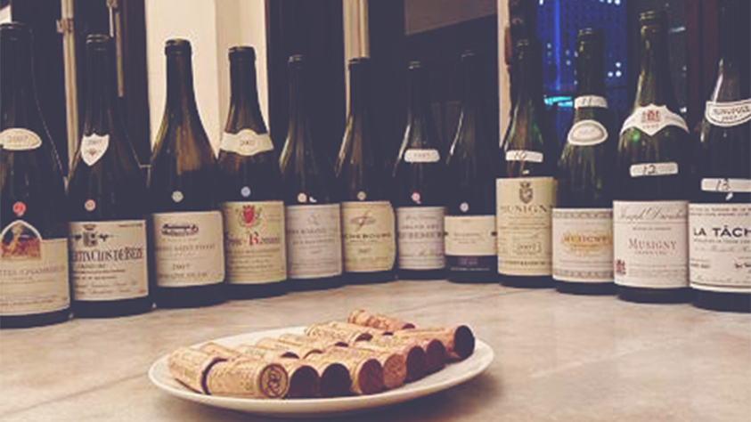 Burgundy Galore