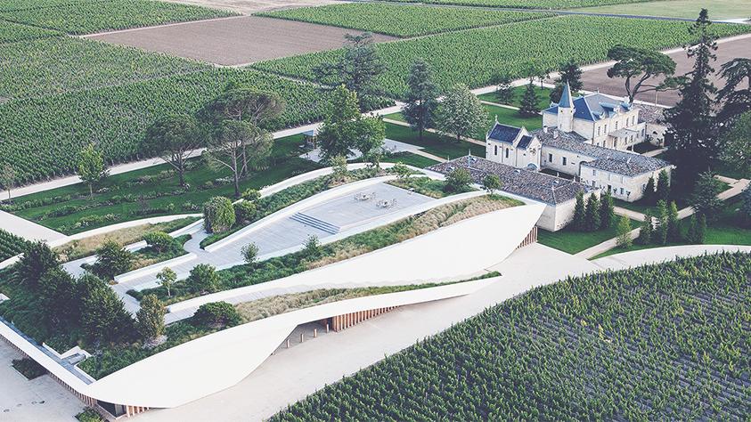 Chateau Cheval Tasting