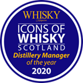 Distillery Manager of the Year 2020