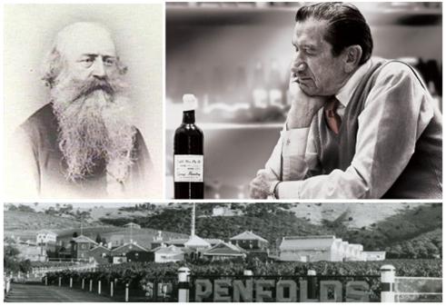 Dr Penfold, Max Schubert & The Magill Estate