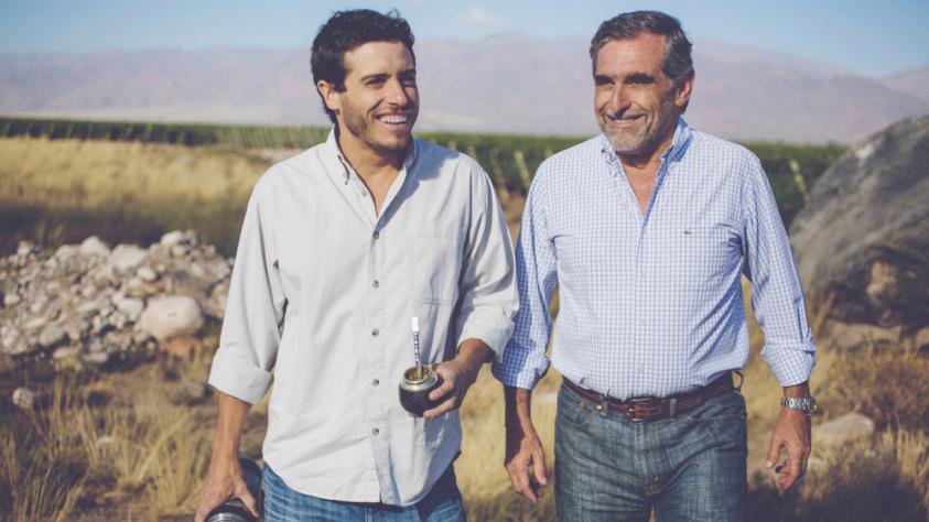 Sebastián Zuccardi, Winemaker at Zuccardi